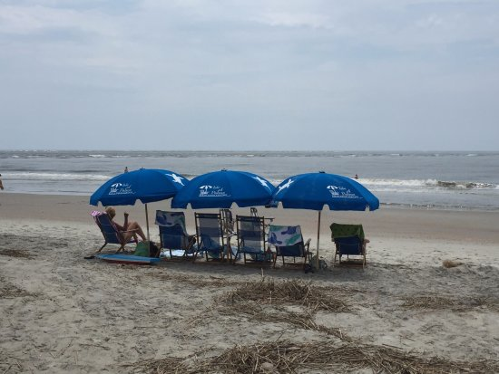 Isle Of Palms Beach Umbrella Rentals
