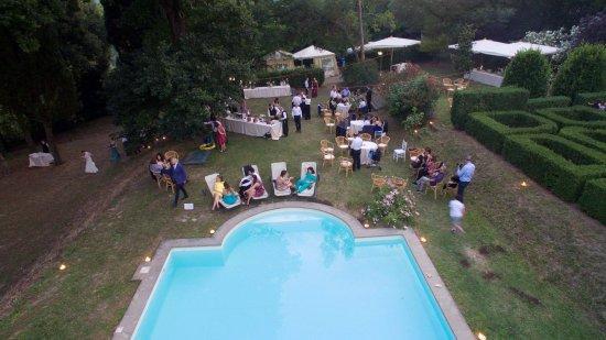 Roccalvecce, Italia: Wedding reception