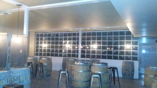 Dunham, Canada : cave à vin