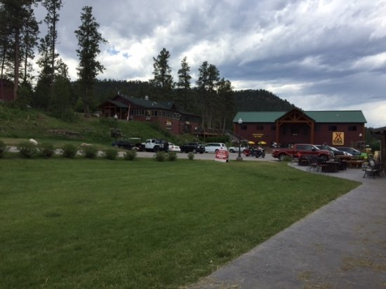 Lodge at Palmer Gulch Φωτογραφία
