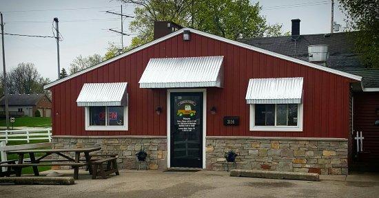 Hudsonville, MI: Sara's Pizza