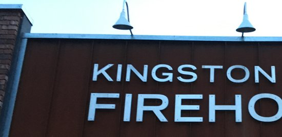 Kingston, Etat de Washington : The Firehouse Movie Theater