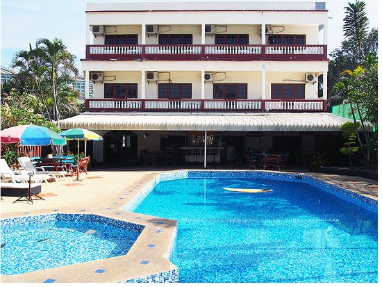 Southern Star Resorts : pool area