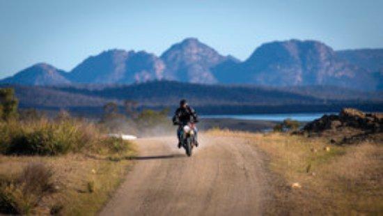 Tasmanië, Australië: Coles Bay Tasmania