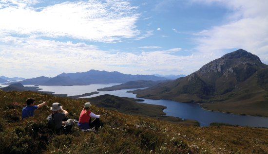 Tasmanien, Australien: Par Avion Wilderness Tours