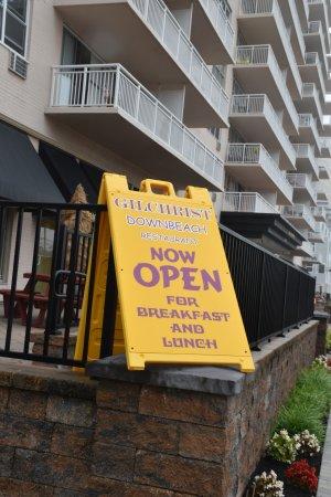 Gilchrist Restaurant Atlantic City Hours