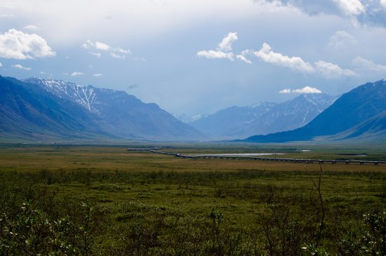 Coldfoot, AK: The Dalton Highway