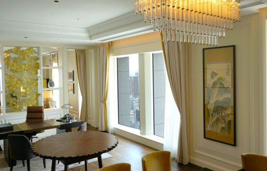 The St. Regis Osaka: Royal Suite