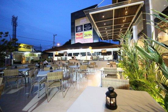 Jogja Night Market at Eastparc Hotel