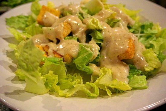Perry, فلوريدا: caesar salad