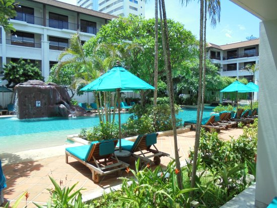 Banthai Beach Resort & Spa: great pool