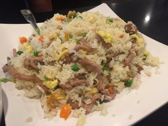 101 Noodle Express: Yang Chow fried rice