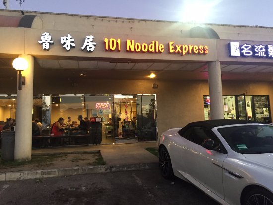101 Noodle Express in Alhambra