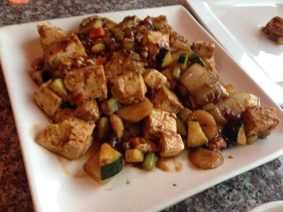 Lee's Chinese: A Tofu Dish I Ordered