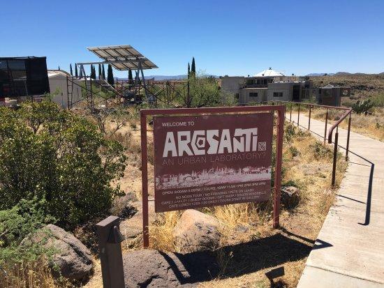 Mayer, AZ: Entrée