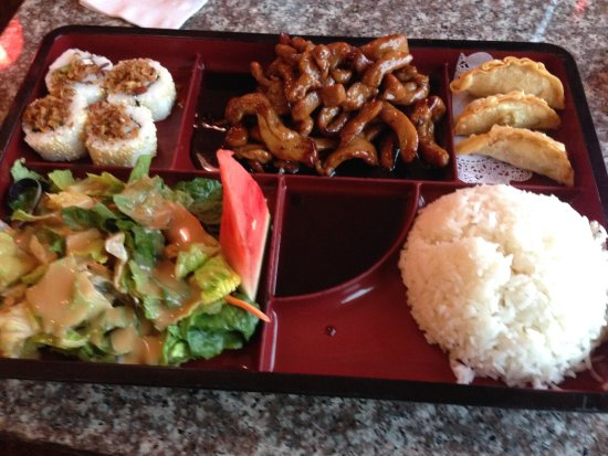 Lee's Chinese: The Combination Platter #1