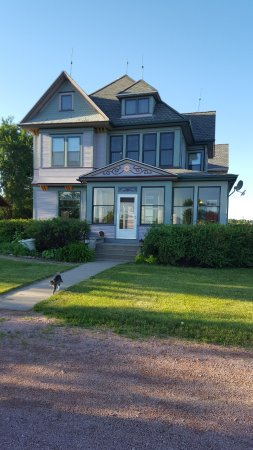 Lennox, SD: Steever House B&B