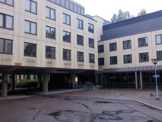 Radisson Blu Hotel, Espoo: Входная группа