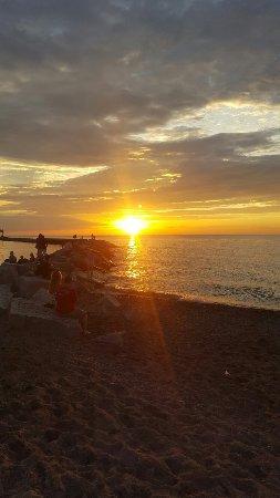 New Buffalo Public Beach: PERFECT SUNDAY AFTERNOON