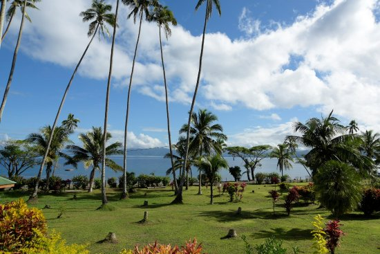 Daku Resort: Could wake up to this every day!