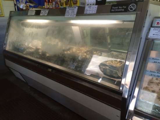 Gary Howard Seafood : oysters