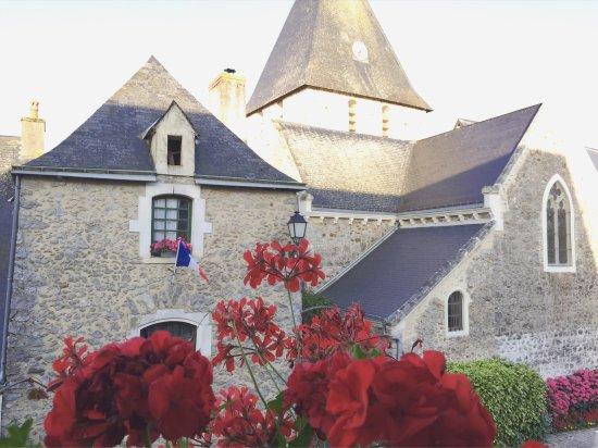 Saulges, Frankrijk: Hotel Restaurant l'Ermitage