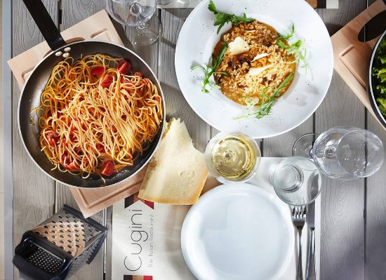 "Hotel Marika: ""Cugini"" The Italian Restaurant"
