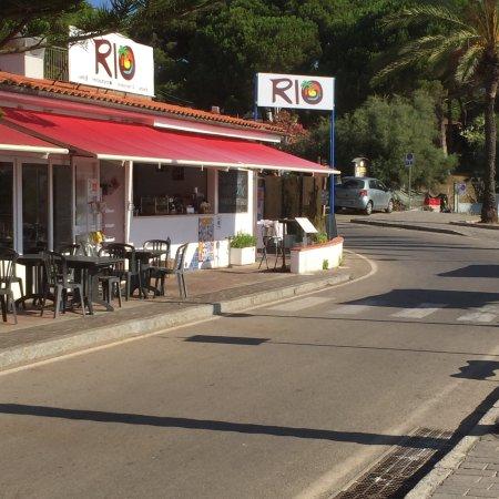 Nada Mas: RIO café restaurant