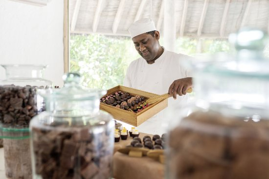 Soneva Fushi Resort: Chocolate Room