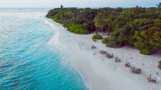 Soneva Fushi Resort: Soneva Fushi by the Beach