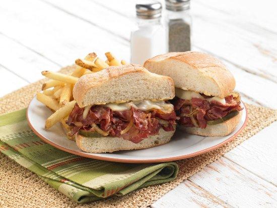Monterey Park, Kalifornien: Sandwiches