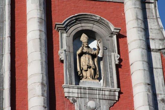 Façade Picture Of Eglise Notre Dame De Limmaculee Conception