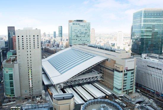 大阪车站城