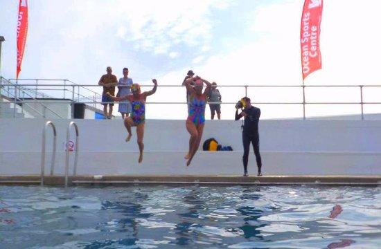 Jubilee Pool: great fun