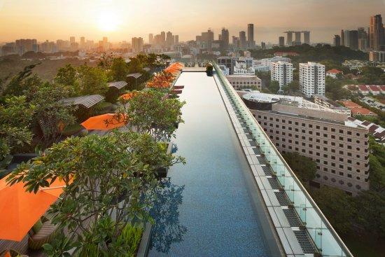 โรงแรม เจน ออร์ชาร์ดเกทเวย์ สิงคโปร์