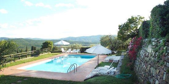 Agriturismo castello di montozzi hotel pergine valdarno - Piscina di pergine ...