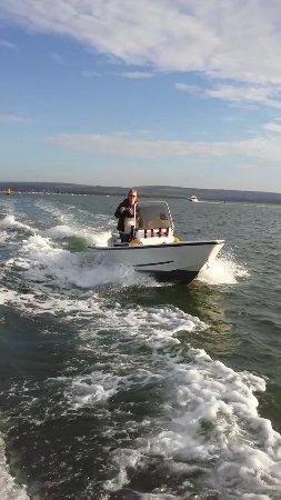 Poole Boat Hire: Brownsea Island