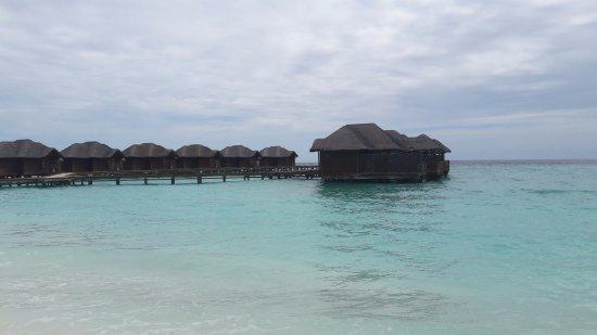 Fihalhohi Island Resort: Water Villas