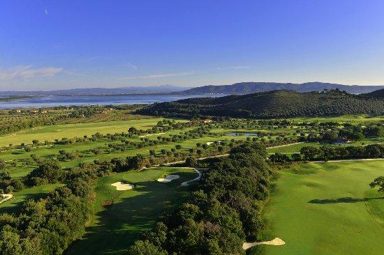 Monte Argentario, Italy: Argentario Golf Club