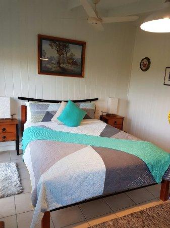 Blackwattle Farm Bed and Breakfast: So relaxing.