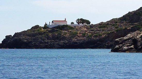 Creta, Grecia: παραλια Γλυκα νερα