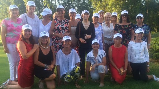 Golf Hotel Grenoble Charmeil: The girls!