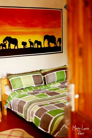 Cape Maclear, Malawi: Double room