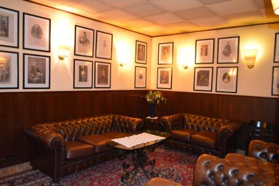 Hotel Furstenhof: ホテルのロビー(一部)