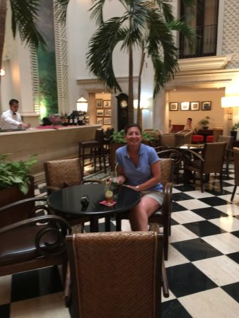 Saratoga Hotel Photo