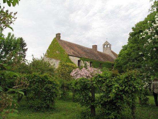 Villiers-en-Desoeuvre, Ranska: La commanderie