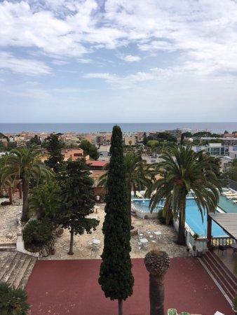 Hotel San Martin: Meine Aussicht aus Zimmer 305. So schön!!