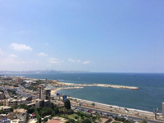 Dbayeh, Libanon: ocean view