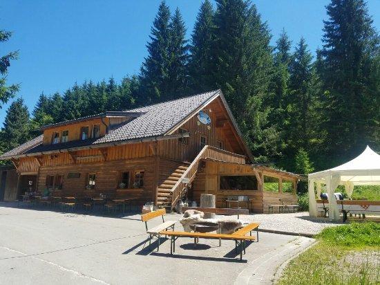 Riesserkopfhütte / Tonihütte