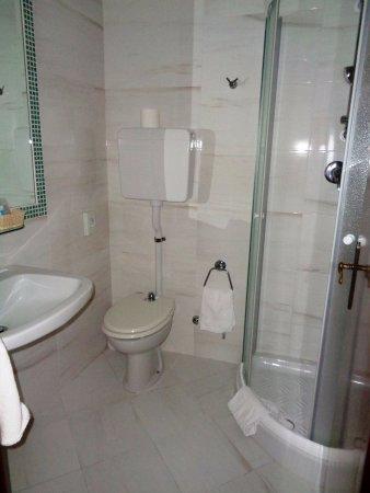 Hotel San Francisco: bathroom